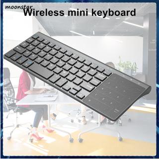 Bàn Phím Không Dây Ms Universal 2.4g Cho Android Windows Desktop Laptop Pc Tv Box thumbnail