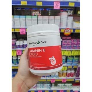 Vitamin E healthy care