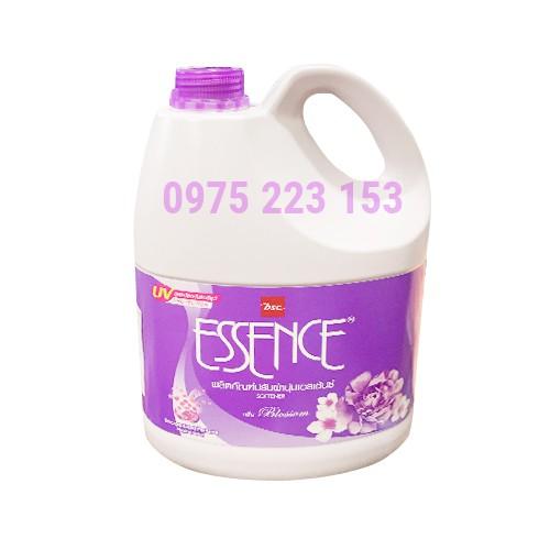 Nước xả quần áo làm mềm vải Essence Blossom 3.8lit