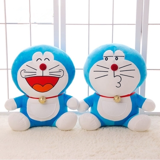 1 Piece 20cm Stand By Me Doraemon Cat Plush Toys Stuffed Animals Doll Brinquedos Factory Price Kids Christmas Gift doraemon toys