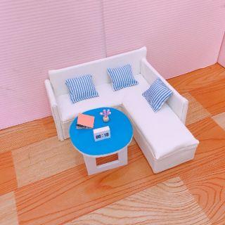 Bộ bàn ghế sofa cho búp bê