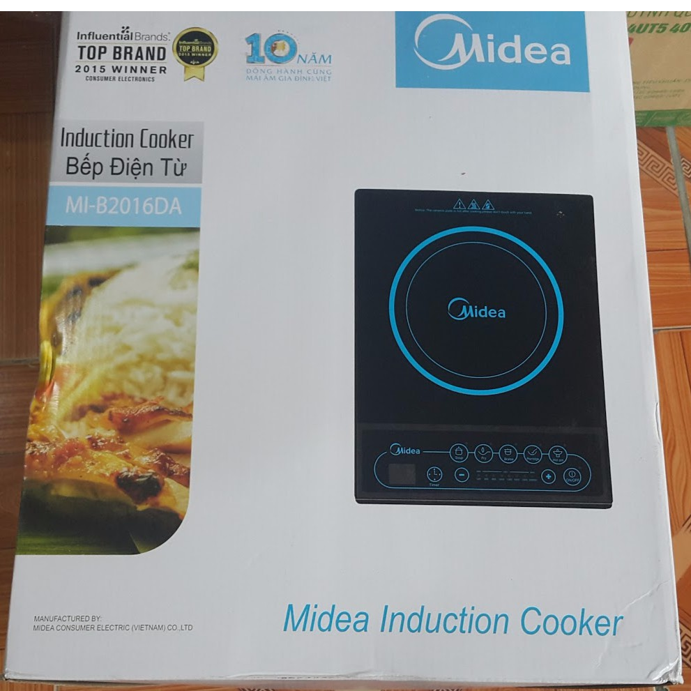 Bếp từ Midea MI-B2016DA-2000W tặng kèm xoong - 9994831 , 443418194 , 322_443418194 , 685000 , Bep-tu-Midea-MI-B2016DA-2000W-tang-kem-xoong-322_443418194 , shopee.vn , Bếp từ Midea MI-B2016DA-2000W tặng kèm xoong