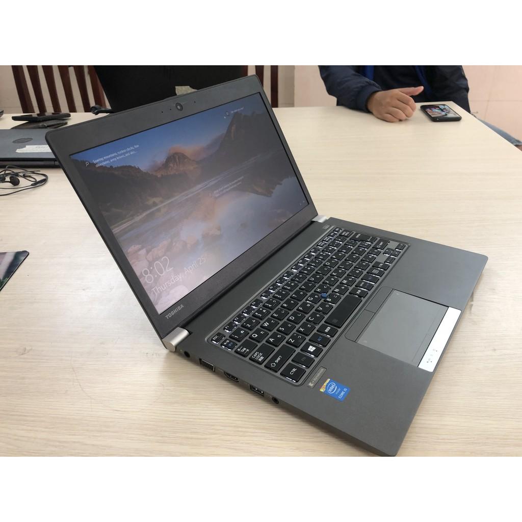 Laptop cũ Toshiba Portege Z30 i7 4600U, 4GB, SSD 128GB, màn hình 13.3 inch bản nội địa nhật