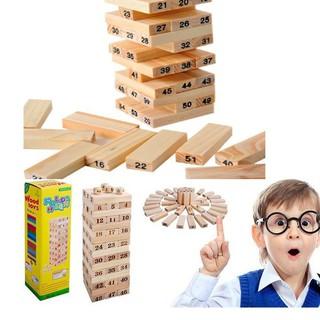 Đồ chơi rút gỗ thông minh giúp trẻ sáng tạo HOT