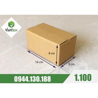 40 thùng carton 16*9*8