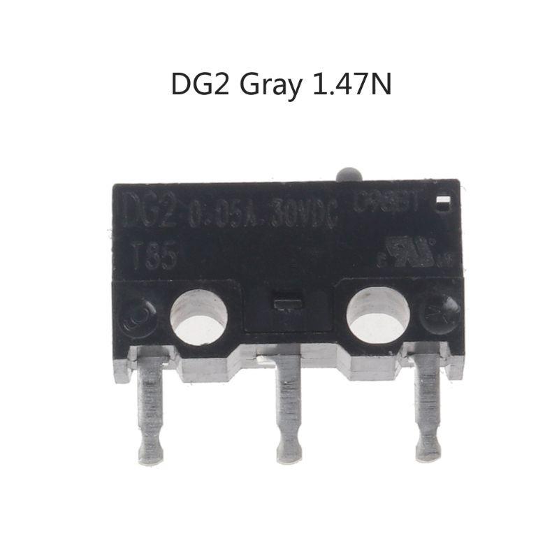 1 Công Tắc Micro Hình Quả Cherry Dg2 T85 0.05a 30vdc Dg4 T85 1a 125vac 1a30vdc Dg2 D4 1.47n