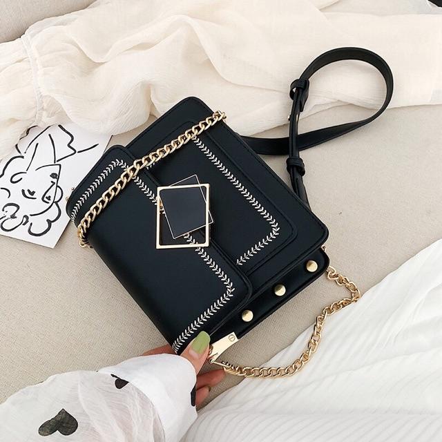 TÚI XÁCH NỮ 🎁FREESHIP 50K🎁 -Túi đeo chéo nữ đẹp Hanni phong cách trẻ trung DR888
