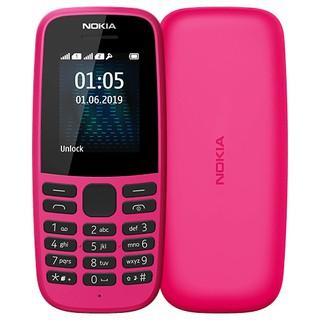 Điện Thoại Nokia 105 Dual Sim (2019) – Hàng Chính Hãng