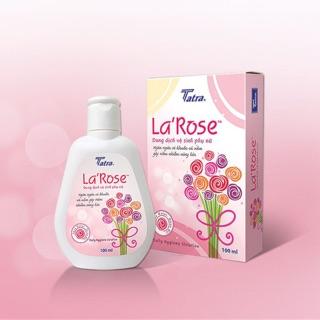 Dung dịch vệ sinh phụ nữ LA ROSE _Ipek s Shop thumbnail