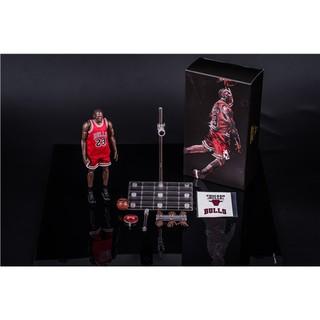 Mô hình cầu thủ bóng rổ Michael Jordan trang trí