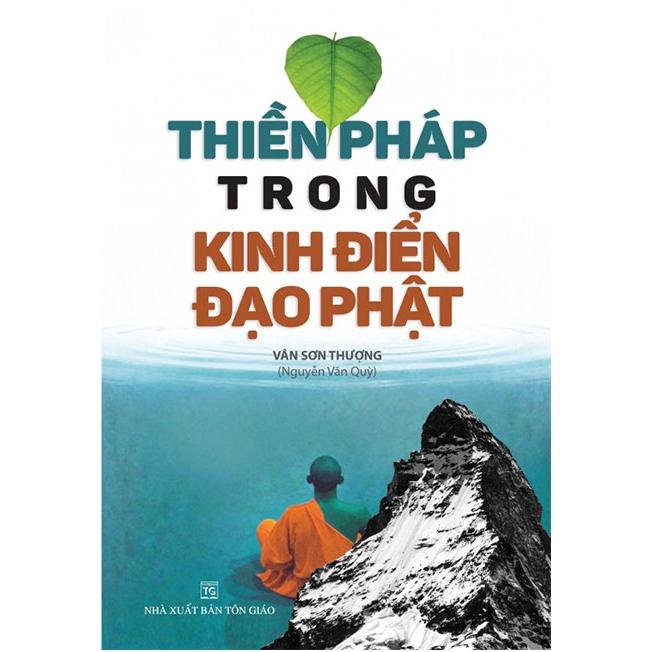 Sách Thiền Pháp Trong Kinh Điển Đạo Phật