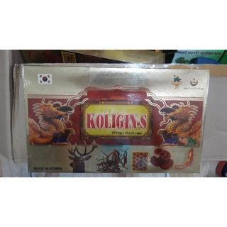 Sâm Koligin s hộp 60 viên.