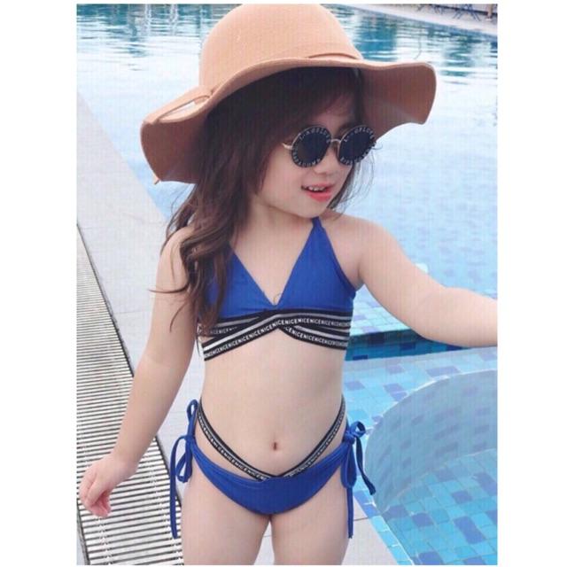 Bikini 2 mảnh cho bé gái - 2699317 , 1169038524 , 322_1169038524 , 45000 , Bikini-2-manh-cho-be-gai-322_1169038524 , shopee.vn , Bikini 2 mảnh cho bé gái