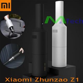 Máy hút bụi mini không dây Xiaomi Shunzao Z1 Z1 Pro cho ô tô nhà cửa lực hút mạnh 7000 Pa tới 15000 Pa