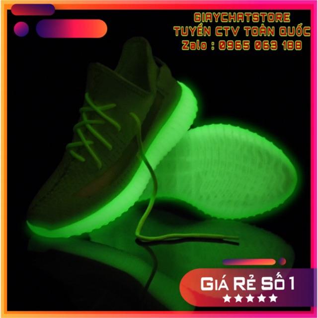 [DẠ QUANG - FULL BOX] Giày Sneaker Y350 Glow Dạ Quang Tự Phát Sáng