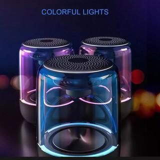 Loa bluetooth C7 âm thanh vòm 6D – Tác phẩm nghe nhìn