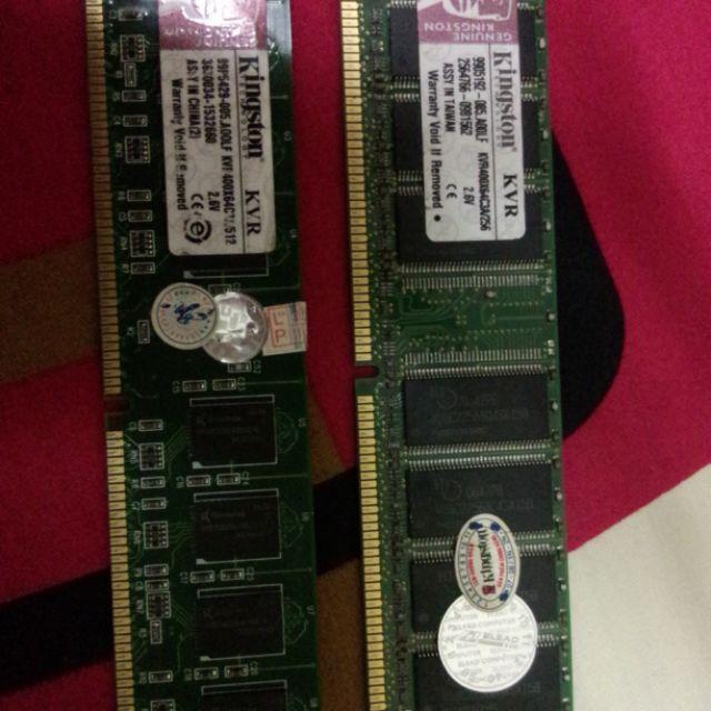 Ram máy tính Kingston 2GB