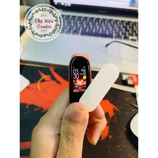 Miếng dán PPF Mặt Trước Xiaomi Mi Band 3/4/5 Trong Suốt