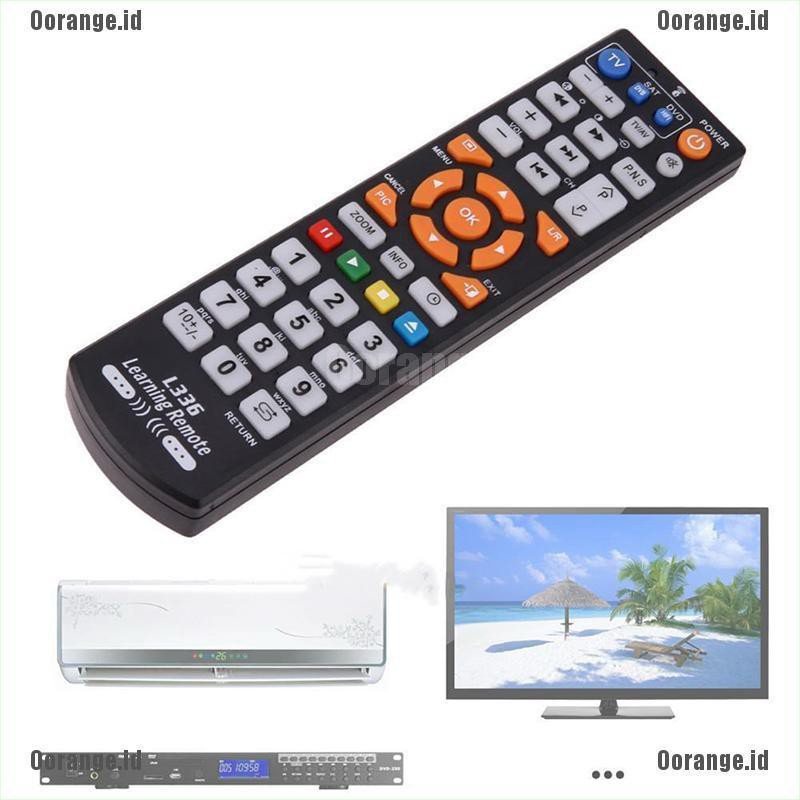 TV Smart Remote Control Controller Universal With Learn Function For TV CBL DVD SAT ML - 14309794 , 2602105327 , 322_2602105327 , 62833 , TV-Smart-Remote-Control-Controller-Universal-With-Learn-Function-For-TV-CBL-DVD-SAT-ML-322_2602105327 , shopee.vn , TV Smart Remote Control Controller Universal With Learn Function For TV CBL DVD SAT M