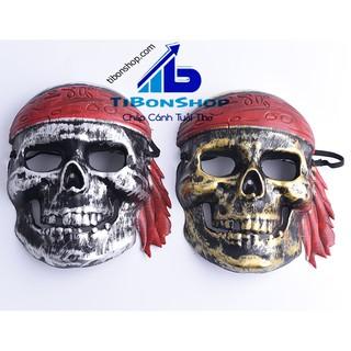 Halloween-mặt nạ ma hải tặc