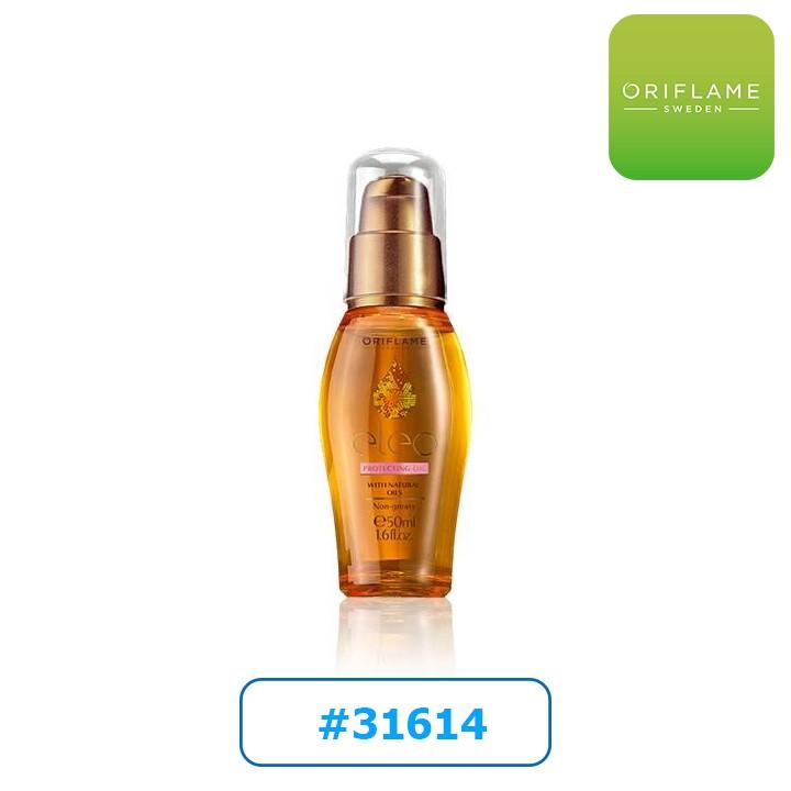 Tinh chất dưỡng tóc Eleo Protecting Oil - Oriflame 31614