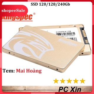 (Hàng Mới Về) SSD Kingspec 120GB 128GB 240GB P4-120 2.5 Sata III- Bảo Hành 36 Tháng thumbnail