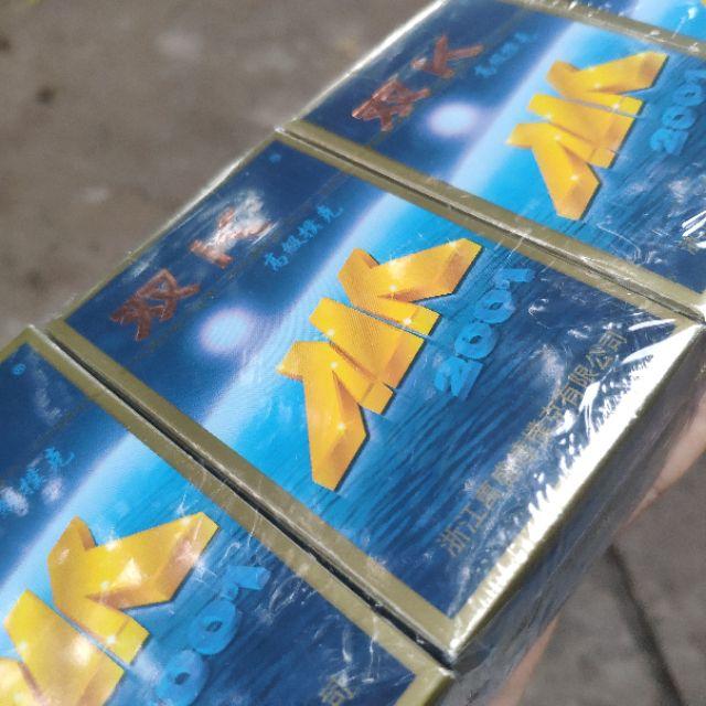 Thùng 100 bộ bài lá DOUBLE K xịn