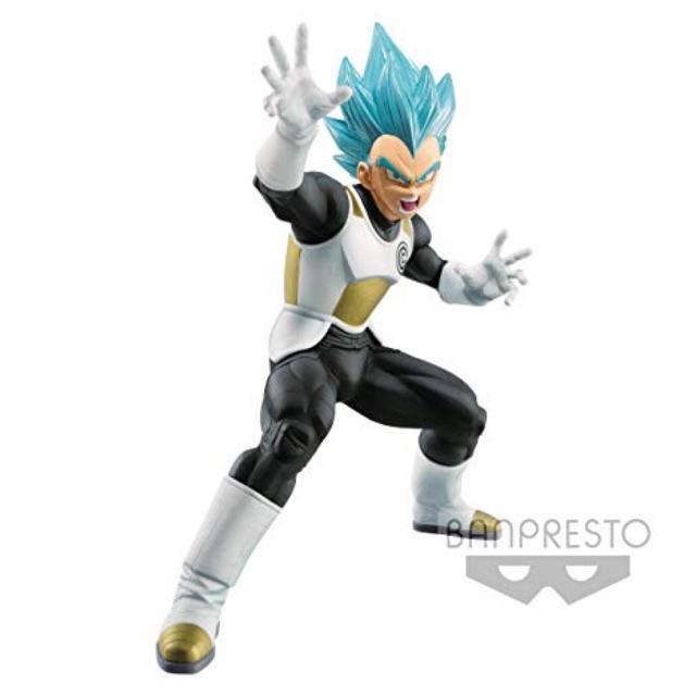 "Banpresto – Full box mô hình Dragon Ball ""Superheroes"" Vegeta"