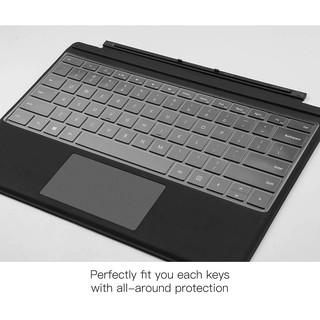 Phủ bàn phím trong suốt cho Surface Pro , Surface Book , Surface Laptop , Surface Laptop Go (đủ dòng ) thumbnail