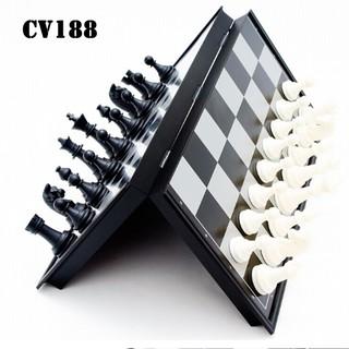Bộ cờ vua gắn nam châm từ tính kích cỡ 31cmx31cm