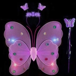 Combo 5 cánh bướm thường cho bé