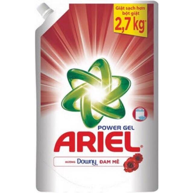 Nước giặt ariel 1,5lit