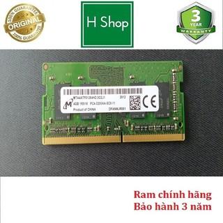 Ram laptop DDR4 (PC4) 4GB bus 3200, chính hãng bảo hành 3 năm thumbnail