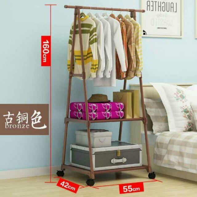 Giá treo quần áo đa nặng