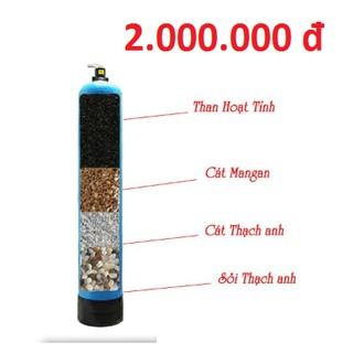 Cột lọc nước giếng khoan 844 đầy đủ vật liệu