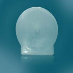 Vỏ đĩa sò nhựa ( giao màu ngẫu nhiên )