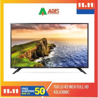 Tivi LG 43 inch Full HD 43LV300C - Hàng chính hãng