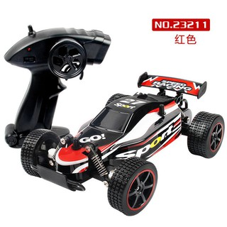 Toys 2.4G high-speed remote control off-road drift climbing car Charging high-sp