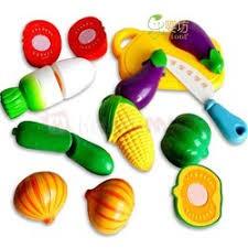 Bộ cắt trái cây đồ chơi