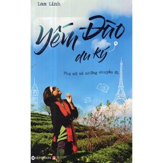 Sách - Yếm Đào Du Ký thumbnail
