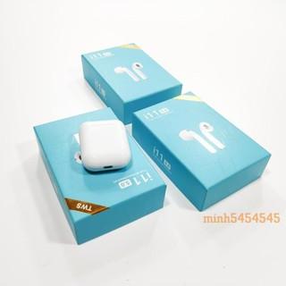 Tai nghe phone không dây Bluetooth I11 thời trang - BH 3 tháng