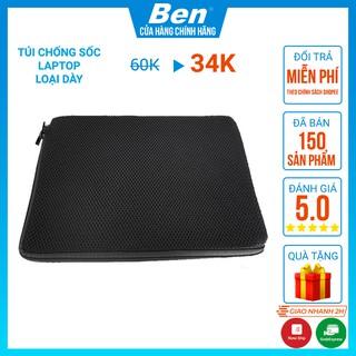 [Mã ELORDER5 giảm 10K đơn 20K] Túi Chống Sốc Laptop LOẠI DÀY từ 13inch 14 inch 15.6 inch - Túi Chống Sốc Cho Laptop