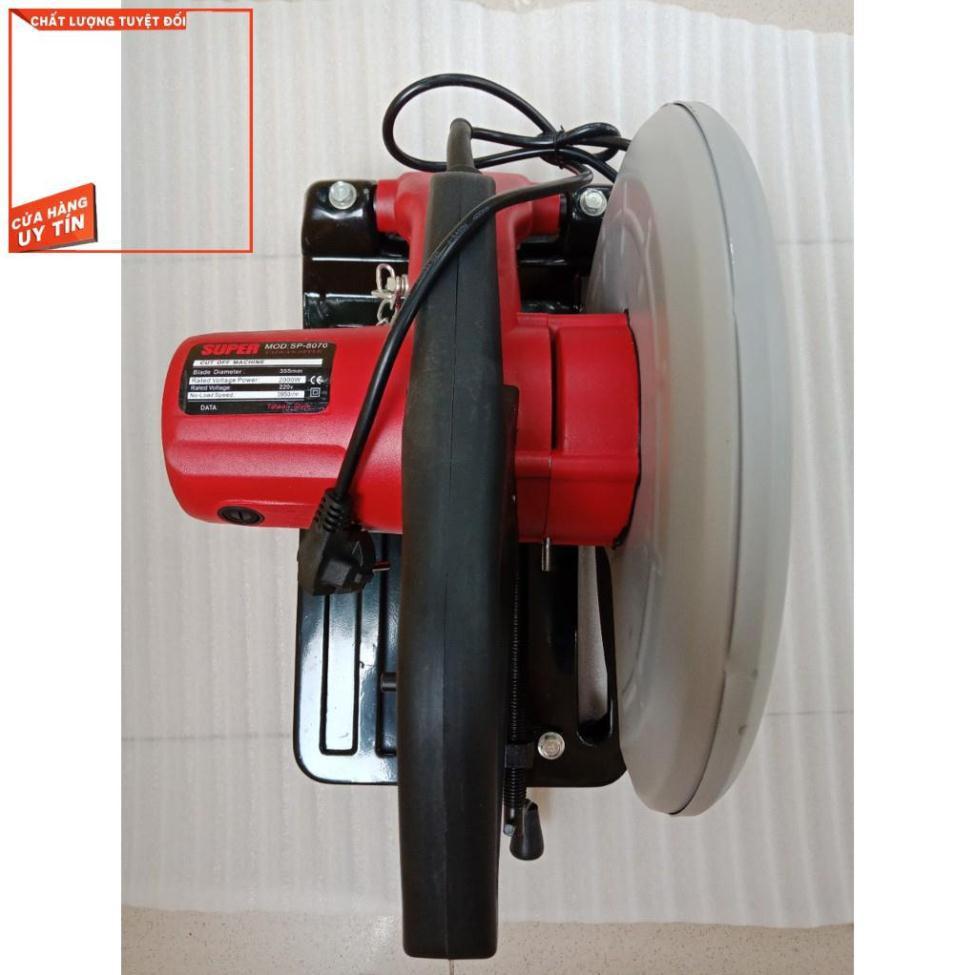 MÁY CẮT SẮT BÀN SUPER 3000w SP-9080| máy cắt bàn