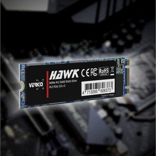 Ổ Cứng SSD Verico Hawk 256Gb NVMe PCIe Gen3x2 M.2 2280 - Chính Hãng (Bh 36 Tháng) thumbnail