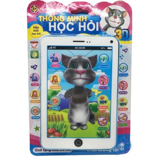 Vỉ đồ chơi Ipad mèo Tom Cat 3D thông minh dùng pin có nhạc Đồ chơi phát nhạc và nhạc cụ thumbnail