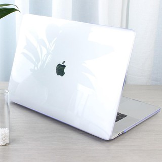 Ốp Macbook ,Case Macbook Pro M1 13inch (2020 - 2021) trong suốt (Tặng kèm Nút chống bụi + bộ chống gãy dây sạc ) thumbnail