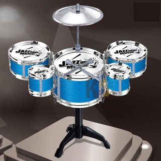 [SALE OFF] Bộ Trống Jazz Drum cho bé – loại lớn 5 trống