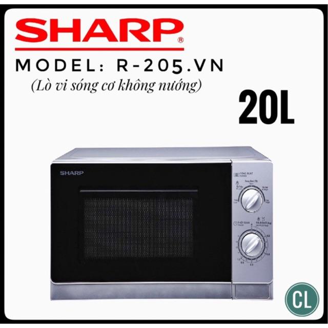 Lò vi sóng Sharp R-203/205VN