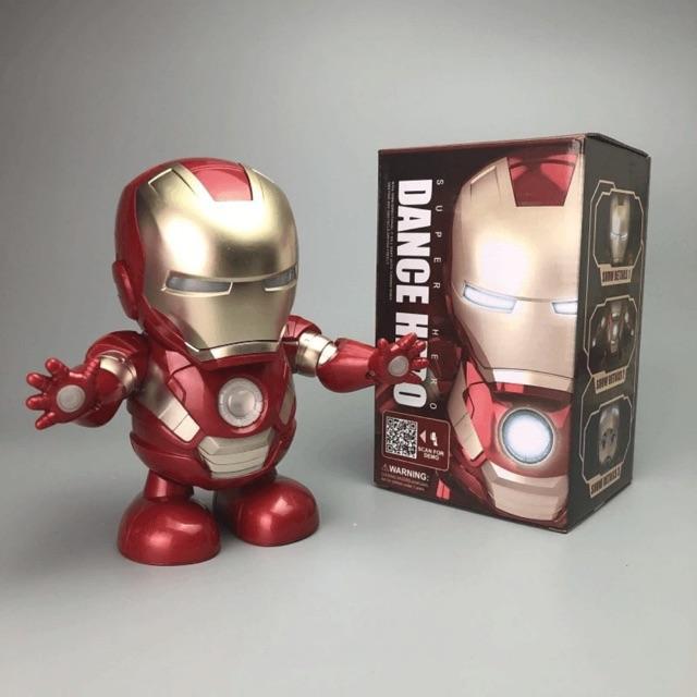 Robot Iron Man nhẩy múa Dance Hero