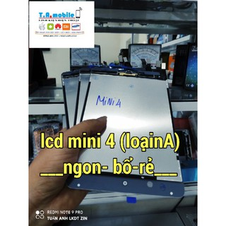 MÀN HÌNH IPAD MINI 4 (LOẠI a) A1538, A1550